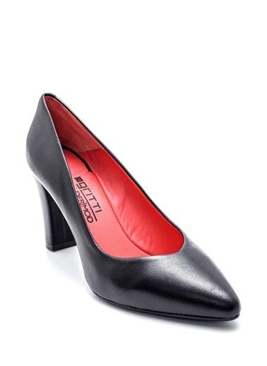 Derimod Kadın Ayakkabı (P230) Klasik Siyah